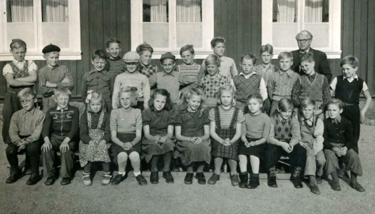 Lid skola klass 4 1959 rev