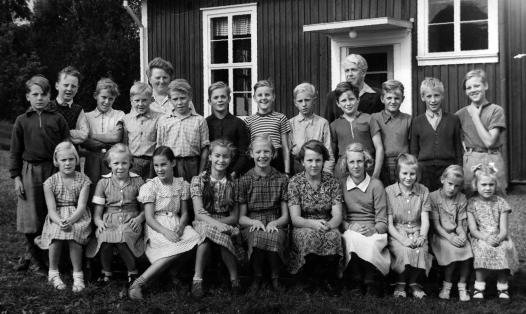 Lid skola klass 6 1951