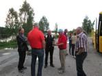 Austmarka - Thryggve med nyvunnen keps demonstrerar en termos