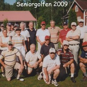 Uddeholms GK Seniorgolfen år 2009