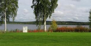Uddeholms GK - vy utslagsplatsen hål 7