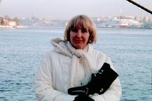 Natalia 51 år På väg till Åland 2003