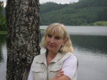 Vid Natalia 54 år Tyngsjö kyrka april 2006