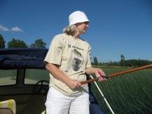 Natalia 50 år Fisketur 2002