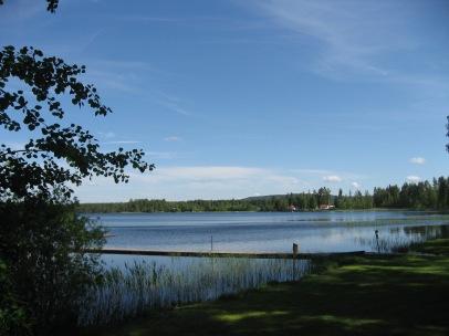 Olsäter Lillsjön 22 juni 2012