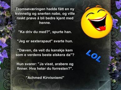 Achmed Kirvisniemi