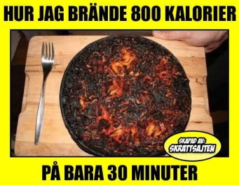Brände kalorier påå 30 miin