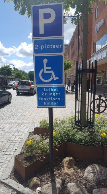 Handikapp P