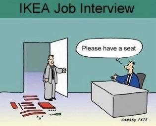 IKEA intervju