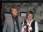 Från Janeth o Hans bröllop dec 2006