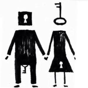 Kvinna vs man igen