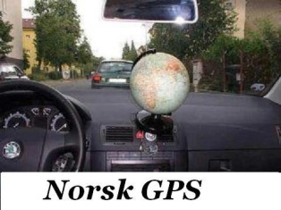 Norsk GPS
