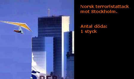 Norsk terrorist