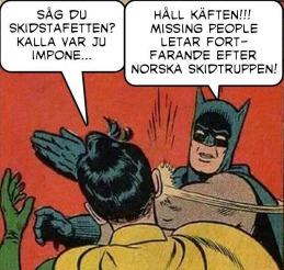 OS Efter Sveriges stafettguld