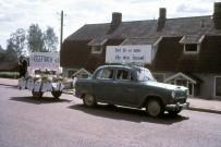 BD 1963 Högertrafik på gång