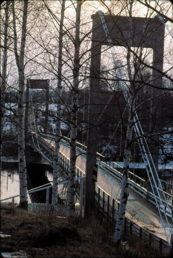 Hagfors Sundsbron 1984