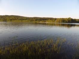 Lidsjön från Södra Väsby 29 maj 2014