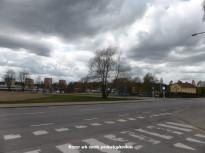 2014apr30_Fr Dalavägen norrut mot prästgården