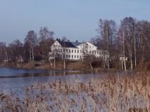 Herrgården från Södra Gärdet