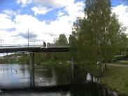 Från kanalbron