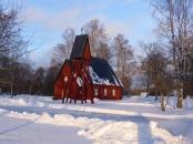 2015-01 Uddeholms kapell