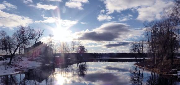 2015-03 Rådasjön fr gamla bron