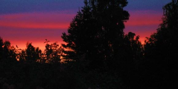 2013-11 ... och solnedgång
