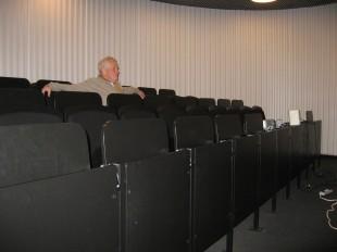 Välbehövlig paus i föreläsningssalen
