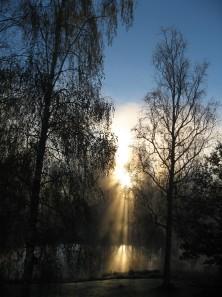 Soluppgång