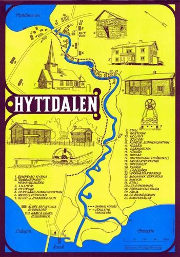 Hyttdalen