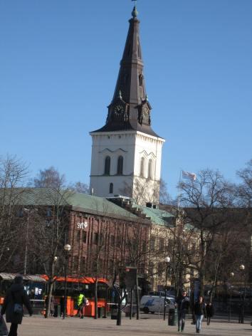 2012-09 Domkyrkan från stora torget