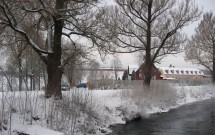 Bild från kanalbron