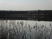 2015-03 Uddeholm Rådasjön på kvällskvisten