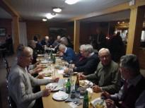 I maten Sven, Bengt, Stig Andreasson, Bosse, Stig Jonsing och Jaro Pleva