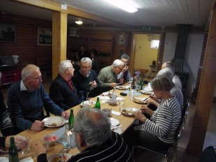 Bengt, Stig, Bosse, Stig, Jaro, Lena