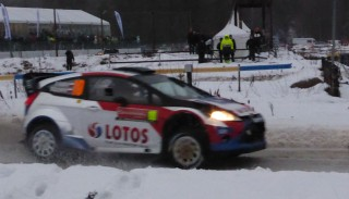2012 0210 Rallyt Hagfors