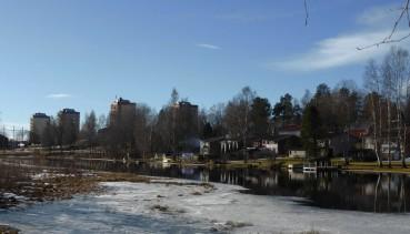 Uvån vid Hagforsen
