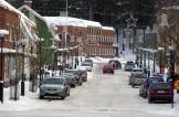 Kyrkogatan och stadshuset