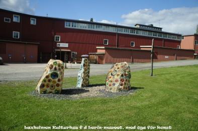 2014 Laxholmen Museer