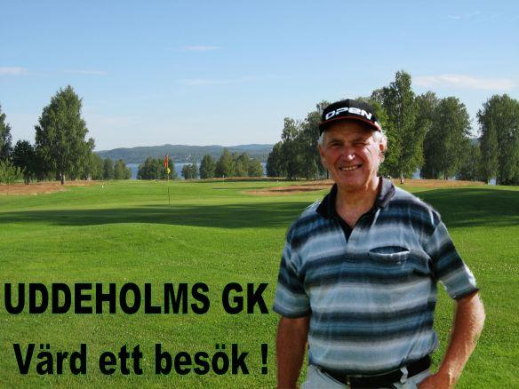 Uddeholms GK värd ett besök