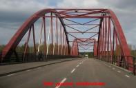 2014-05 Ekshärad Nya bron över Klarälven