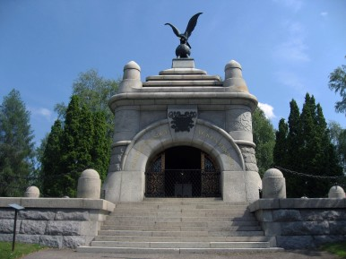 2014 Filipstad John Ericssons Mausoleum