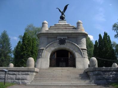 John Ericssons Mausoleum