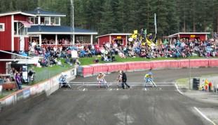 Speedway dags för första heat