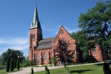 2014-07 Torsby Fryksände kyrka