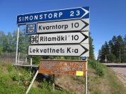 Mot Ritamäki Finngård från 1840-talet !