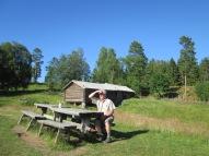 2014-07 Ritamäki Mycket gammalt på bilden ;-)