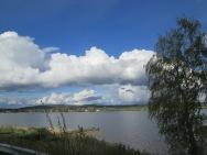 Rådasjön från Rådarasta