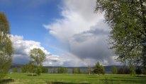 2015-10 Regnbåge visar inspel på hål 5 ;-)
