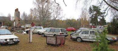S k bilsalong :-( nära Sörby-korset